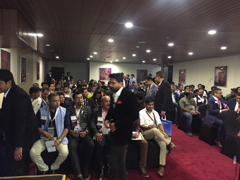 Guest Speaker at BNI Vapi Conclave 2019 IMG_7279