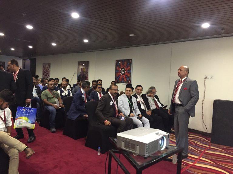 Guest Speaker at BNI Vapi Conclave 2019 IMG_7280