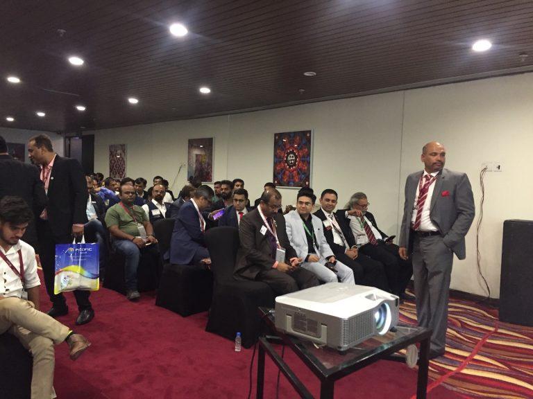 Guest Speaker at BNI Vapi Conclave 2019 IMG_7281