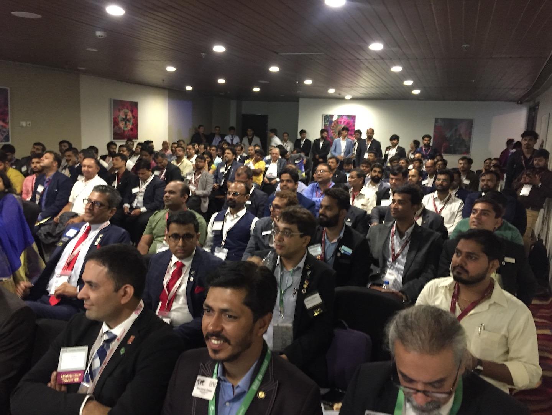 Guest Speaker at BNI Vapi Conclave 2019 IMG_7284