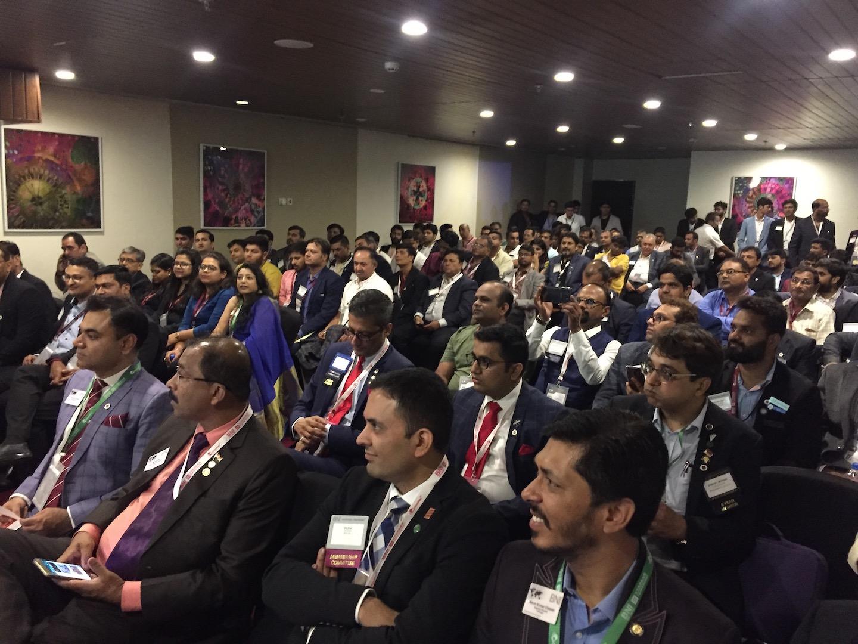 Guest Speaker at BNI Vapi Conclave 2019 IMG_7285
