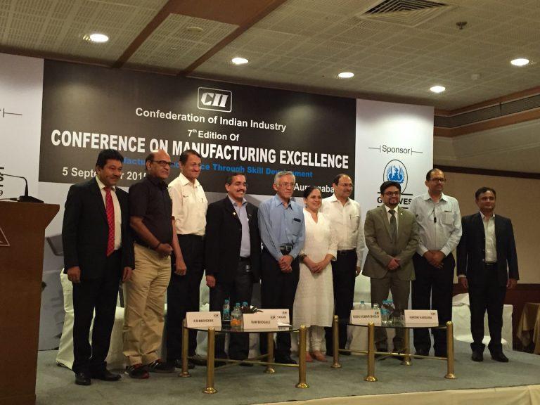 Guest Speaker at CII 2019 IMG_1283