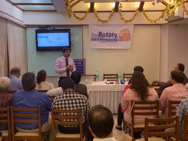 Guest Speaker at Various Rotary Clubs BESC2071
