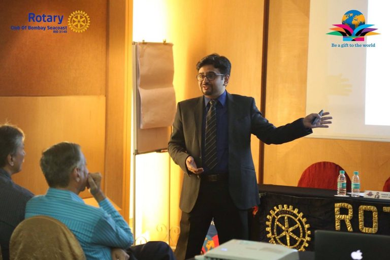 Guest Speaker at Various Rotary Clubs IMG_2315