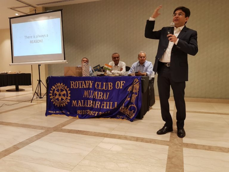 Guest Speaker at Various Rotary Clubs LITE0941