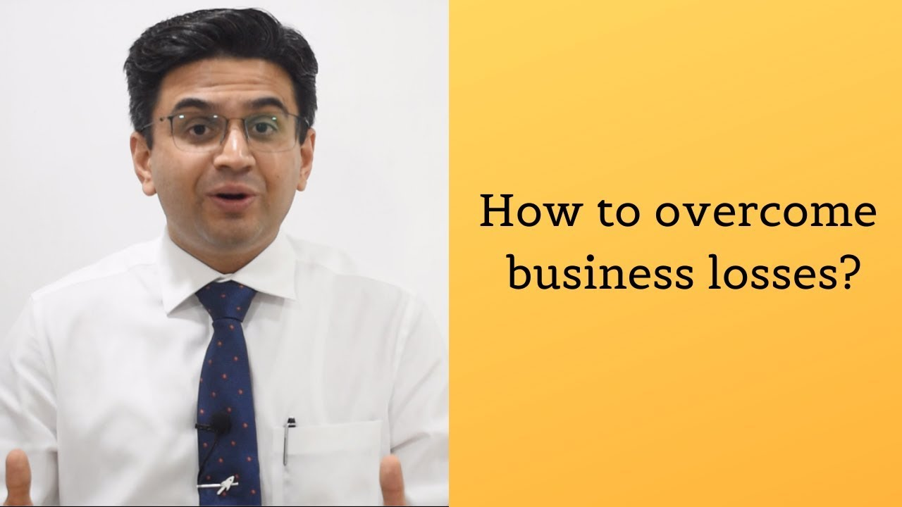 How to overcome business losses