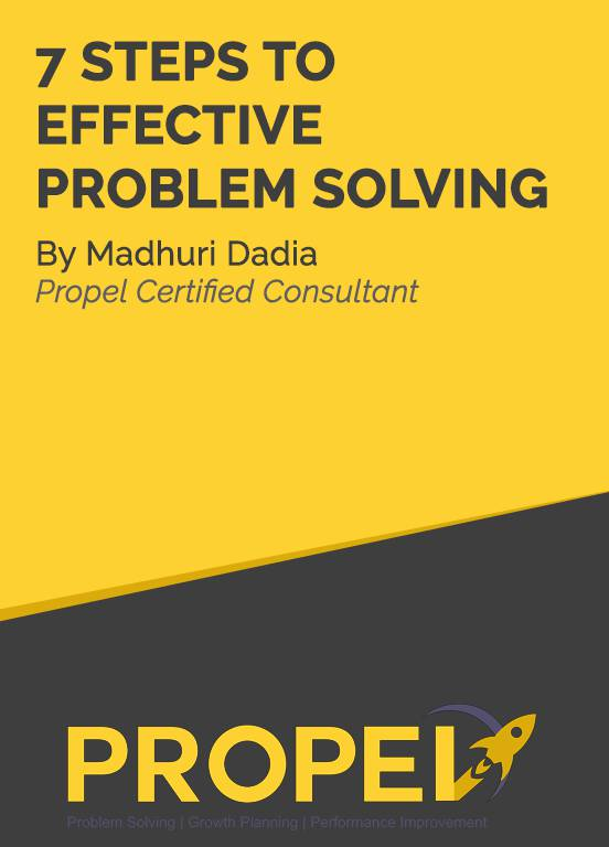 7 Steps To Effective Problem Solving